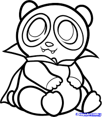 Kawaii Panda Coloring Pages Mountainstyleco