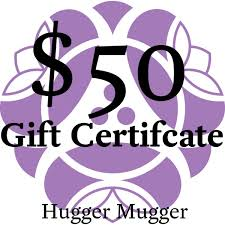 gift certificate 50 00