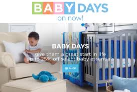 Sears Canada Furniture Living Room Sears Canada Baby Days Event Save 25 Off Select Baby Essentials