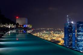 Marina Bay Sands Skypark Singapore World is the House