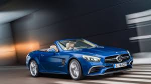 2017 Mercedes-AMG SL65 road test with horsepower, price and photos