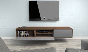 Creative Floating Media Cabinet For Modern Furniture Ideas With Floating  Cabinet Under Tv