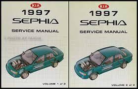 1997 kia sephia electrical troubleshooting vacuum hose routing manual 1997 kia sephia repair shop manual 2 volume set original