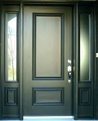 33 trendy design ideas front door and side panel designs with glass panels s black