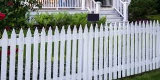 white picket fence. Compare Cost Of Wooden Picket Fencing White Picket Fence