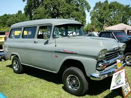 1958 NAPCO 4X4 Suburban | Cars | Pinterest | 4x4, Chevrolet and ...