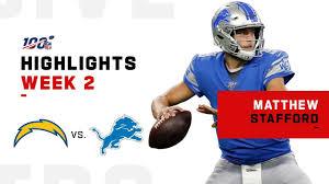 Matthew Stafford Highlights vs ...