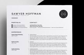 Cv Resume How To Customize A Resume Or Cv Template Design Shack