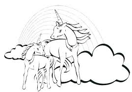 Pegasus Coloring Pages Coloring Page Free Pony Pages Cute Pegasus