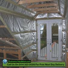 Eco-Quilt Insultation & EcoPro Expert Shed Insulation Kit, For Garden Buildings Adamdwight.com