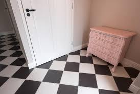 Vloertegels Zwart Wit