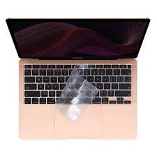 Bàn phím bảo vệ silicon TPU Skin Cover cho 2020 MacBook Air 13.3 Inch  (A2179)