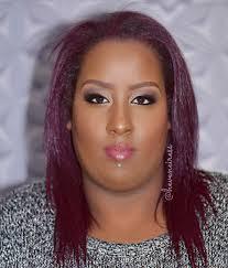 heveneiress london makeup artist bridal black and asian artists in