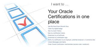 Making A Certificate Digital Badges Modernize Certification Verification Making Oracle