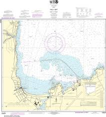 Noaa Nautical Chart 19324 Island Of Hawaii Hilo Bay