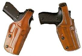 Galco Dual Position Belt Holster For Smith Wesson L Frame