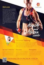 Body Workout – Flyer Psd Template – By Elegantflyer