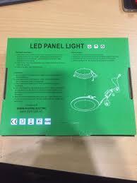 ĐÈN LED ÂM TRẦN 9W MPE ,ĐÈN LED 9W MPE,ĐÈN PANEL ÂM TRẦN 9W - RPL-9T,V | Đèn  trần