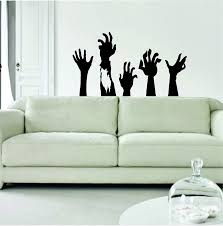 Small Picture Amazoncom Zombie Hands Decal Sticker Vinyl Wall Art Kid Boy Girl