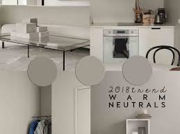 did you notice how popular neutral paint colors on walls are in scandinavian interiors
