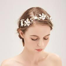 2019 Coiffure à La Main Coiffure Nouveau Mariage Grande Fleur Hairband Fleur Accessoires De Mariage Meilleures Ventes Bijoux De Mariée Ornement Pour