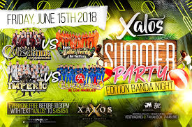 Design Con 2018 Anaheim Summer Party Con Banda Tickets The Xalos Event Center On