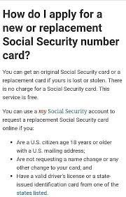 Check spelling or type a new query. Do I Need To Get A Ssn Card If I Know My Social Security Number Quora