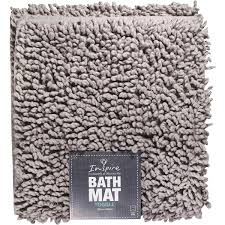 woolworths toggle contour bath mat cappuccino 53x80cm image