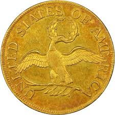 1795 Small Eagle 5 Ms Draped Bust 5 Ngc
