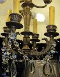 antique hanging lamp art deco antique chandelier