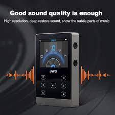JWD JWM-107 16GB MP3 Çalar Metal HiFi Müzik Çalar DAC APE FLAC WAV Loseless  Audio Player – online alışveriş sitesi Joom'da ucuza alışveriş yapın