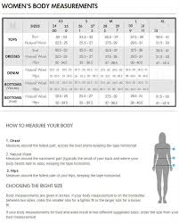 Womens Life Vest Size Chart Hurley Apparel Size Charts