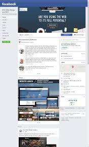 Web Design Company Facebook Page Facebook Page Design