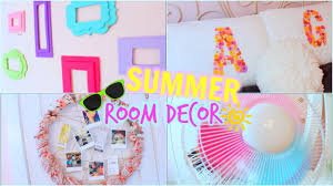 diy summer room decor tumblr inspired youtube