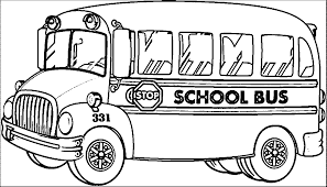 Small Picture Engaging School Bus Coloring Pages Coloring Pages School Busjpg