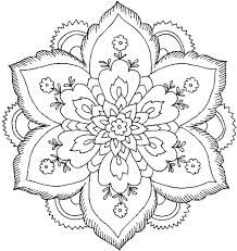Mandalas Coloring Pages Free Mandala Coloring Pages For Adults