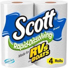 Bathroom Tissue Enchanting Scott RapidDissolving Toilet Paper 48 Rolls Walmart
