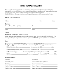 Simple Rental Agreement Template Svgroup Free Lease Agreement Forms Part 101