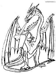 Small Picture Coloring Pages Dragons Coloring Book of Coloring Page