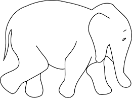 Wild drawing of animals Geometric Png Free Stock Outline Drawings Elephant Clip Art Artists Network 19 Shapes Drawing Animal Huge Freebie Download For Powerpoint