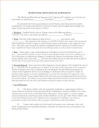 room rental lease agreement info 6 room lease agreement teknoswitch
