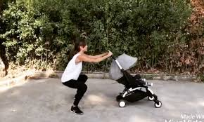 fitness tips workout after baby