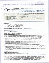 Free Medical Resume Templates Beauteous Medical Resume Template Free PXXY Medical Receptionist Resume Sample