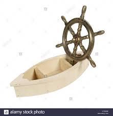 Antique Boat Navigation Lights Antique Brass Boat Wheel Stock Photos Antique Brass Boat