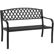 Concrete Garden Benches  Home Outdoor DecorationStone Benches With Backs