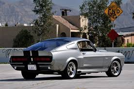 mustang shelby gt500 1967. \u0027gone in 60 seconds\u0027 eleanor mustang sells for $1 million shelby gt500 1967