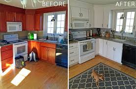 paint your kitchen how to paint your kitchen cabinets before u0026 after fcireeg