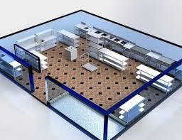 Design A Commercial Kitchen Interesting Inspiration