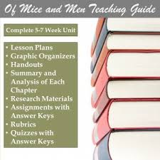 book review for of mice and men  does it belong in high schools    of mice and men lesson plans