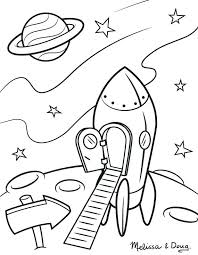 Free Printable Solar System Coloring Pages At Getdrawingscom Free